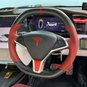 tesla-steering