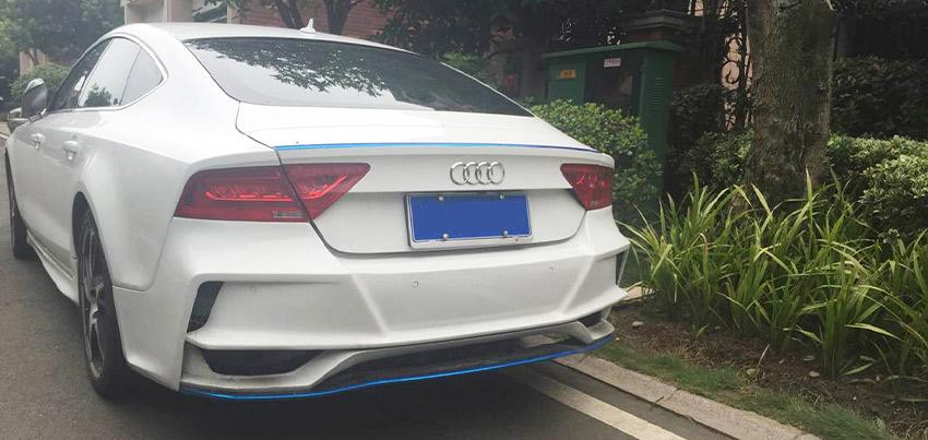 CMST Audi A7