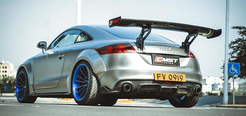 CMST Audi TT