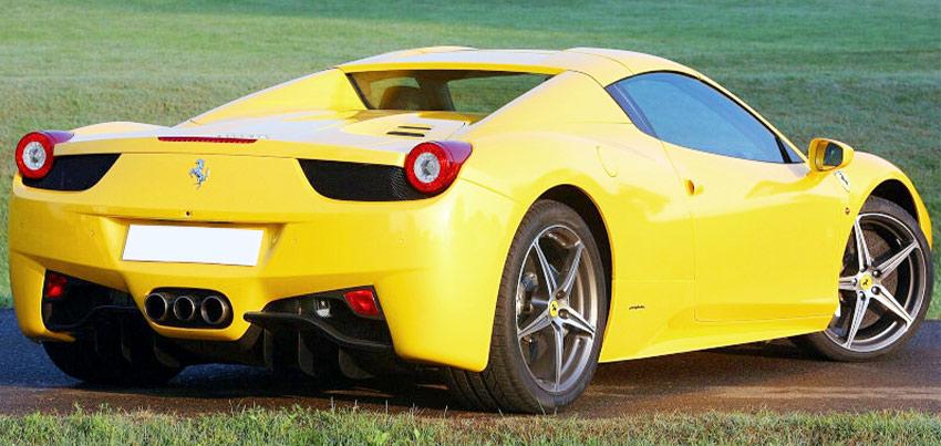 CMST Ferrari458